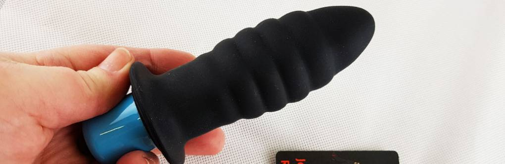 Rocks-Off 10 nopeus Vortex Vibrating Butt Plug Review