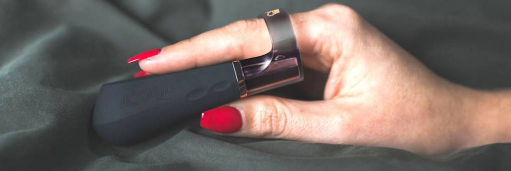 Горячий осциллограф DiGiT Finger Vibrator Обзор