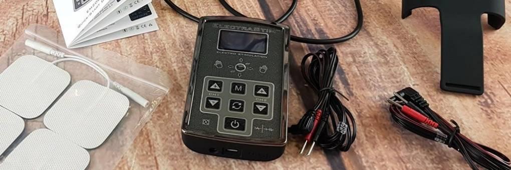 Электростимулятор ElectraStim EM200 AXIS