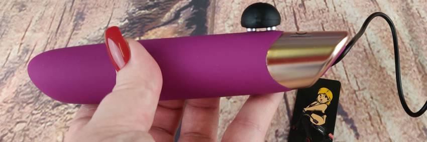 Examen de vibrateur Ann Summers Whisper Bullet