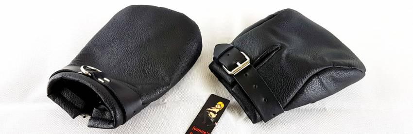 Bondara Black Faux Leather Bondage Review