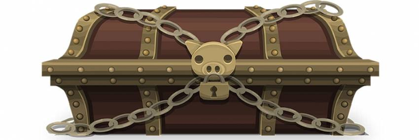 Guest Post  -  The Lockbox:DerangedPiglet