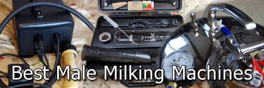 Bästa manliga mjölkningsmaskiner