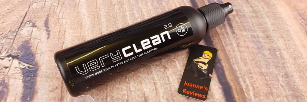 Meo VERYCLEAN 2.0 Universal Sex Toy Rengøring Spray Review