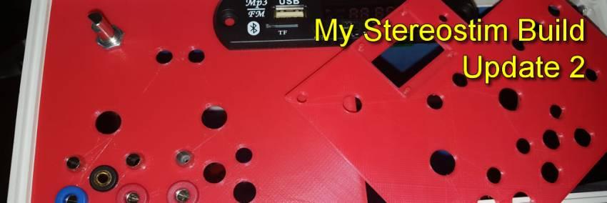 Minha caixa de controle Stereostim Estim Control Build 2