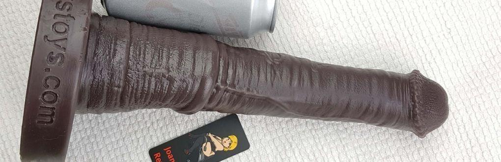 Centaur Silicone Dildo Review de Mr Hankeys Toys