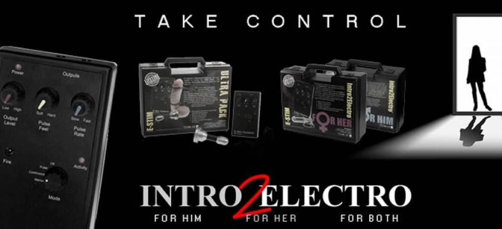 J'ai reçu un kit Intro2Electro e-stim de la part des gars de e-stim.co.uk