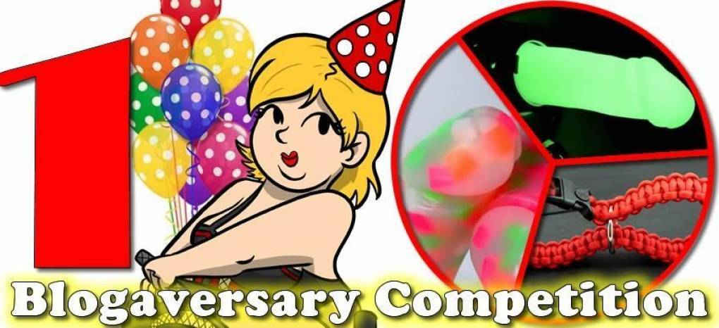 One Year Blogaversary Dildotastic Competition