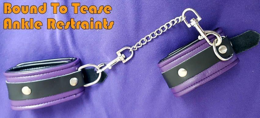 Εμπλοκή στο Tease Restraints αστράγαλο