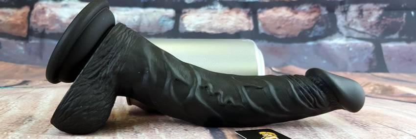 Taylor Dildo - Realistyczne silikonowe dildo od Meo.de