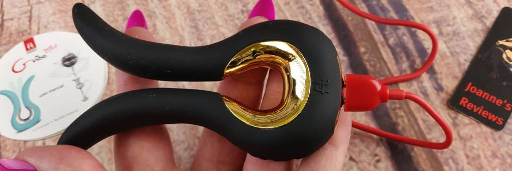 Revisão do vibrador Gvibe Mini Gold 24kt
