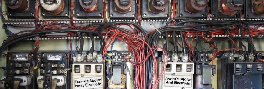 Elektrosex und E-Stim-Ressourcen