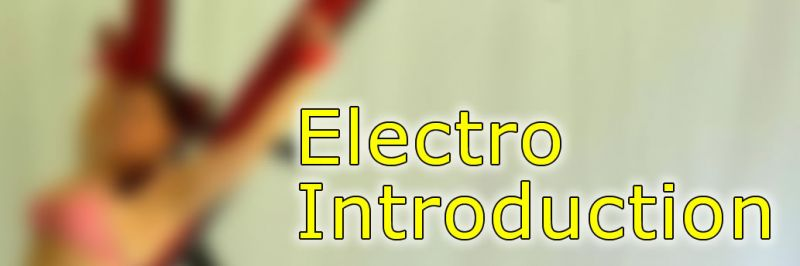 Introduction électro - Fiction érotique