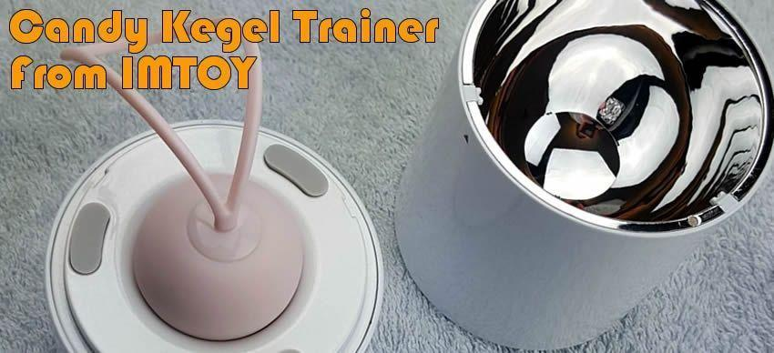 IMToy Candy Kegel Exercise Personal Trainer