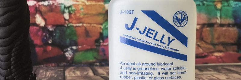 J-Jelly Water Based Lube From John Thomas Toys