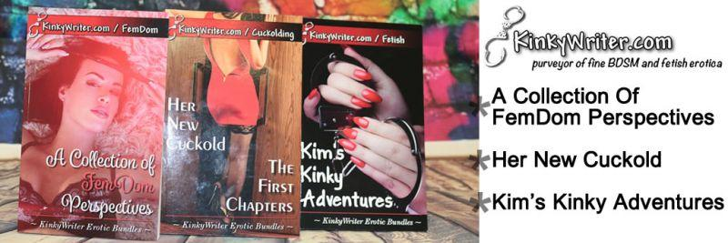 Erotisk Kinky Book Review - Kinky Writer Books