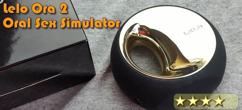 Examen de vibrateur: Lelo Ora 2 Simulateur de sexe oral