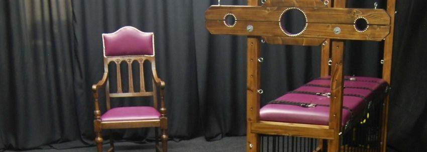 TP Dungeon Hire - Private Fetish Play Space & amp; Studio