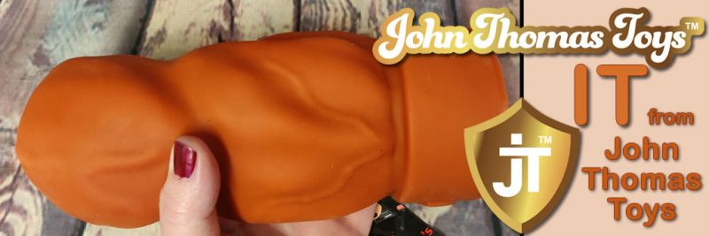 """John Thomas """"IT"""" platina szilikon hordágy áttekintése"""