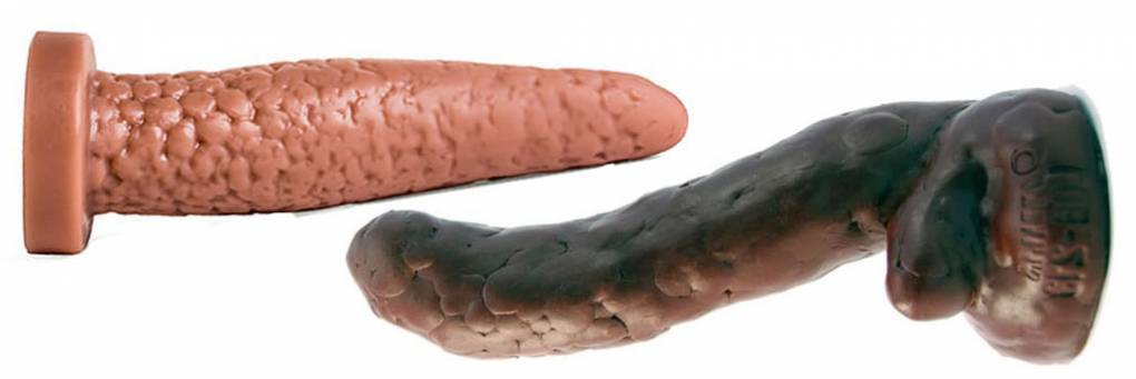 Poo Dildos Are A Real Thing
