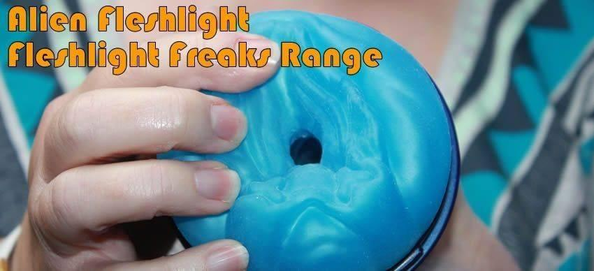 Alien Fleshlight - Από τη σειρά Freaks Fleshlight