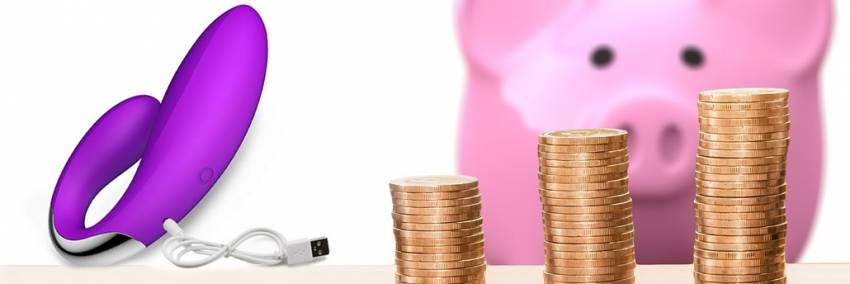Achat de jouets sexuels sur un budget