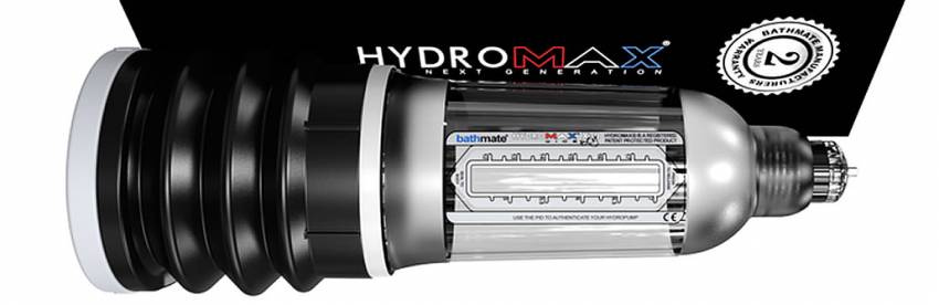 Bathmate Hydromax X30 széles fiú Penis Enlarger Review