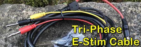 E-stimシステムの三相ケーブルレビュー