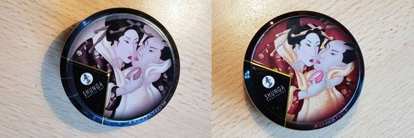 Shunga Exotic Intimate Massage Candles Review