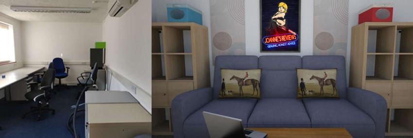 乔安妮的办公室/工作室,快速更新