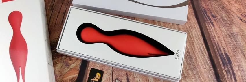 Преглед на силиконов вибратор на Svakom Siren
