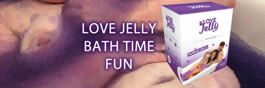 Love Jelly Sensual Bath Time zábava Recenze