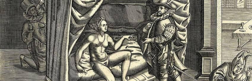 Mannlige og kvinnelige kyskhetsbelter & amp; Cockburer