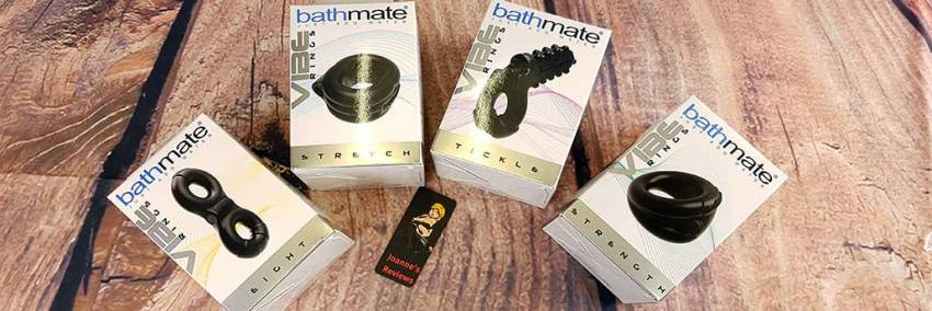 Bathmate Vibe Cock Rings Review