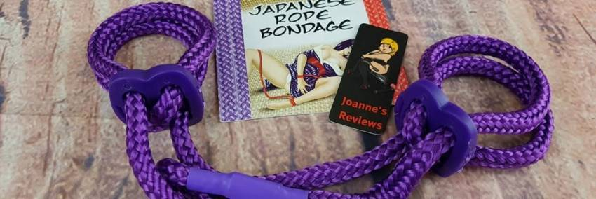 Japanese Silk Love Rope Wrist Cuffs Review