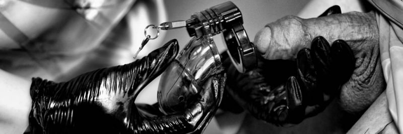 Guest Post - If you Love it, Lock it: an Introduction to Chastity Play