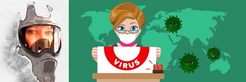 Coronavirus / Covid-19 Og dets virkninger her hos Joanne omtaler