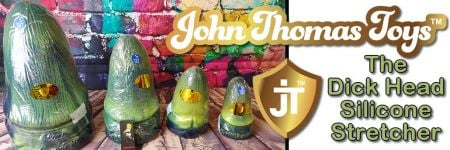 John Thomas Toys The Dick Head Brancard recensie